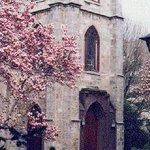Fordham University Church Photo