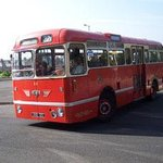 Free heritage bus on event days