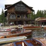 Grand Lake Visitor Center Photo
