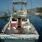 Wayward Wind Grenada Fishing Photo