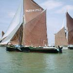 Foto de Greta Thames Sailing Barge - Private Trips