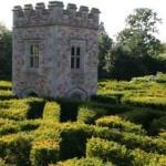 Hampton Court Castle and Gardens Photo