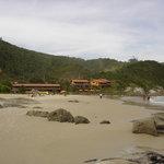 playa mariscal