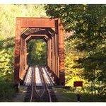 Hobo Railroad Photo
