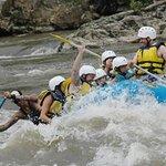 Huck Finn River Rafting