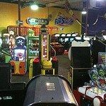 Game & Entertainment Centers