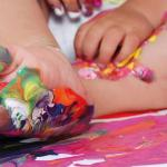 Baby and Toddler Art Play