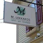M. Lekkakos Spa, Salon, Boutique
