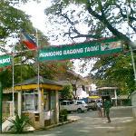 Entrance (North EDSA side)