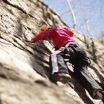 Crushing the climb