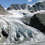 Morteratsch Glacier