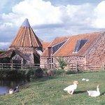Preston Mill & Phantassie Doocot Mill