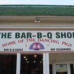 Bar-B-Q Shop Store Front