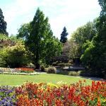 Pollard Park in October