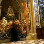 Bernini's - Monument to Alexander VII(2)