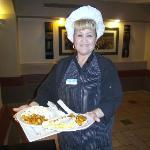 Award Winning Chef Dorcy