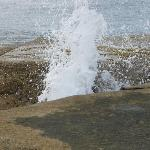 Bicheno Blow Hole