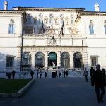 Villa Borghese museum
