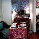 Tradição do Vinho: un tavolo per 4