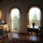 Room with a View: dining area/foyer