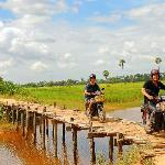 Bamboo Bridge - Country Side Adventure