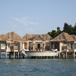 2-bedroom overwater villas
