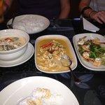 our Thai mains