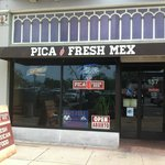 Pica Fresh Mex in Salinas