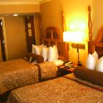 My room at the Outrigger Reef