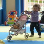 Giorgia al baby lino
