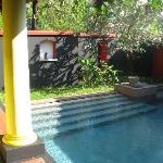 Plunge Pool in the Premium Temptation Villa