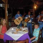 Costa Rican  Mariachi Band