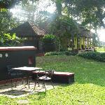 Sit-out in Premium Temptation Villa