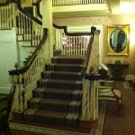The Grand Stairway and Foyer