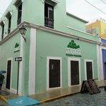 La Tortuga Resturaunt in Old San Juan