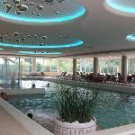 piscina termale interna