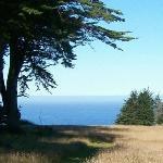 View from Fensalden Inn