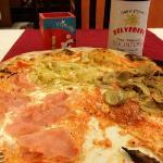 Pizza Quattro Stagioni, Bucintoro Patong