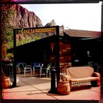 Sol Food restaurant Zion Park