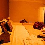 foto de la habitación cuadruple