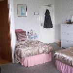 room is beautiful