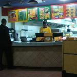 Local de comida rapida