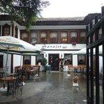Sarajet Restaurant, Tirana, Albania