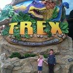 T-Rex Photo