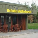 Donkey Shed Restaurant at Newbarn Farm Ashbourne