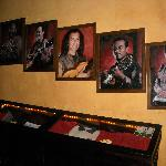 the musicians gallery