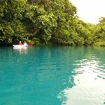 Malo River Blue Pool