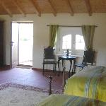 Dove Cote 2 room Suite sleeps up to 6