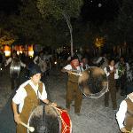 I tipici suonatori di tamburo di Grandola