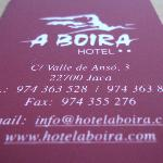 Photo de Hotel A Boira